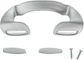 Spares2go Door Handle For Diplomat Fridge Freezer (190Mm, Silver)
