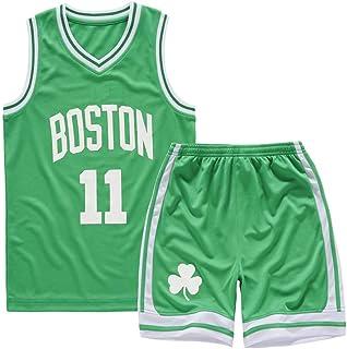 f224c269bb33b3 Sokaly Garçon Fille Basket Maillots Curry#30 Jorden#23 Harden#13 Boston#