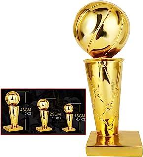 NBA Basketball Resin Plating Trophy Championship Trophy competitie Giften van de Douane 1: 1 Custom Basketball Fans Gifts...