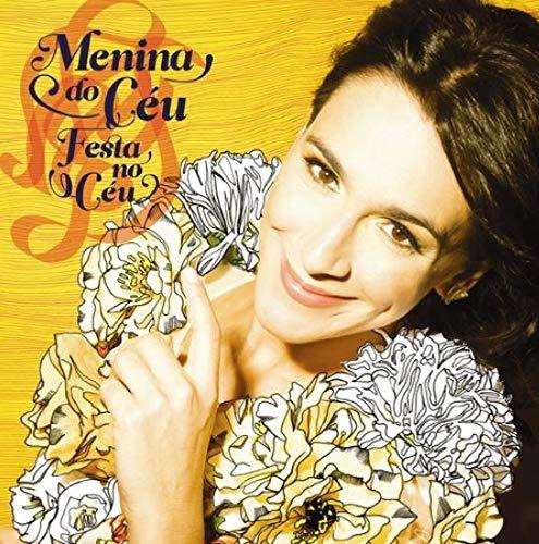Menina Do Céu - Festa No Céu [CD]