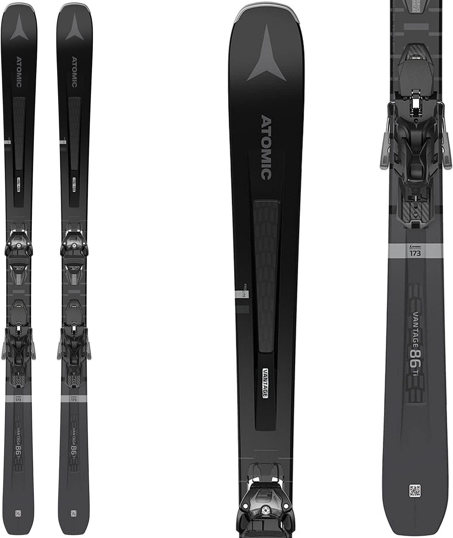 Atomic Cheap sale Vantage 86 Ti Skis w Bindings MNC 13 Mens Warden Soldering