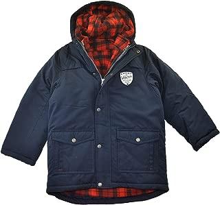 Carter's Big Boys Navy Blue & Red 4 in 1 Jacket