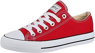 Elara Sneaker Unisex Basse Scarpe da Ginnastica Tessile Chunkyrayan