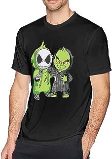 Men's Grinches-Jack-Skellington Perfect T Shirts