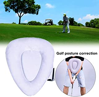 Yunhigh Golf Swing Trainer, Training Aid Triangle Golf Swing Posture Corrector, Swing Gesture Practice Tool, Golfing Training Equipment Accessory