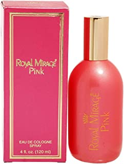 Pink by Royal Mirage forWomen - Eau de Cologne, 120ml