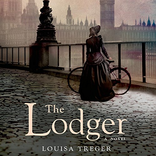 The Lodger: A Novel audiobook cover art