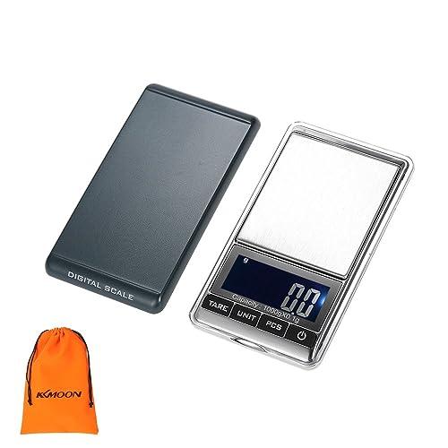 Balanza Electrónica - Báscula Digital de Precisión - Rango pesaje: 0,1gr - 1.000