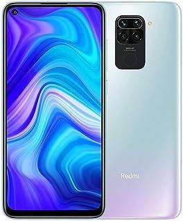 هاتف شاومي ريدمي نوت 9، ثنائي شرائح الاتصال، 64 جيجابايت، ذاكرة رام 3 جيجابايت، الجيل الرابع ال تي اي، ابيض قطبي