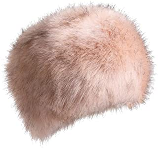 Faux Fur Women Russian Cossack Hat for Ladies Winter