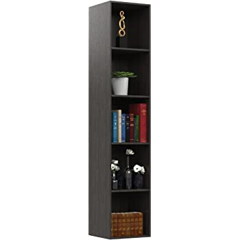 Forzza Regina Bookshelf Walnut