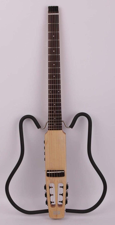 Guitarras y engranajes Sound Sin Cabeza Guitarra Silenciosa De Silencioso Guitarra Derecha Mano Derecha Mano Izquierda Viaje Portátil Viaje Portátil Incorporado En Efecto Conjunto Guitarras clásicas Y