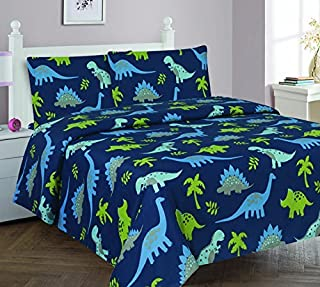 Amazon Com Full Sheets Pillowcases Kids Bedding Home Kitchen