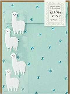 Midori Alpaca Letter Writing Set