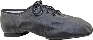 Bloch SO405 Split Sole Jazz Shoe - Black