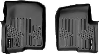 MAXLINER Floor Mats 1st Row Liner Set Black for 2004-2008 Ford F-150/2006-2008 Lincoln Mark LT (All Models)