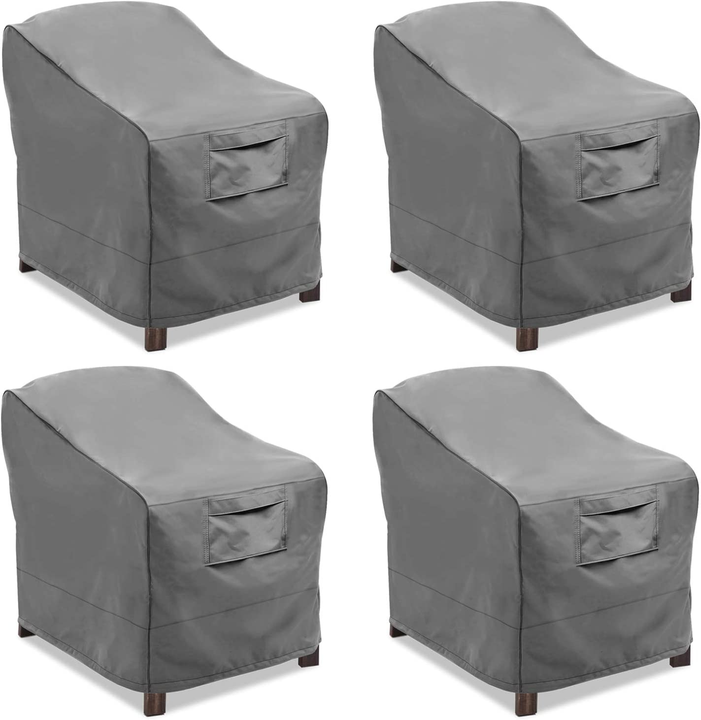 Vailge Patio 百貨店 Chair Covers Lounge Deep Cover 送料無料 一部地域を除く Seat Duty an Heavy