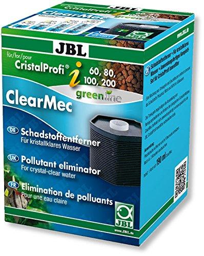 JBL- Clearmec CristalProfi i60/80/100/200 Filtereinsatz mit Nitrit- Nitrat- und Phosphatentferner für CristalProfi i