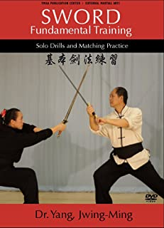 Sword Fundamental Training (YMAA) DVD