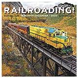 Railroading 2020 Wall Calendar