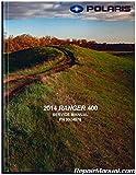 9924878 2014 Polaris Ranger 400 Side by Side Service Manual