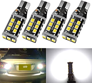 921 912 T15 LED Bulb Extremely Bright 1100 Lumen 15SMD Upgrade 2835 Chips, Canbus Error..