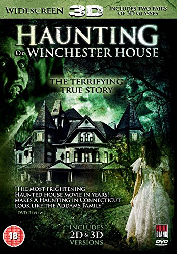 Haunting Of Winchester House 3D [DVD] [UK Import]