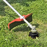 ELECTROPRIME for Weed Eater Trimmer Head Cutter Hardened Plastic Outdoor Convenient