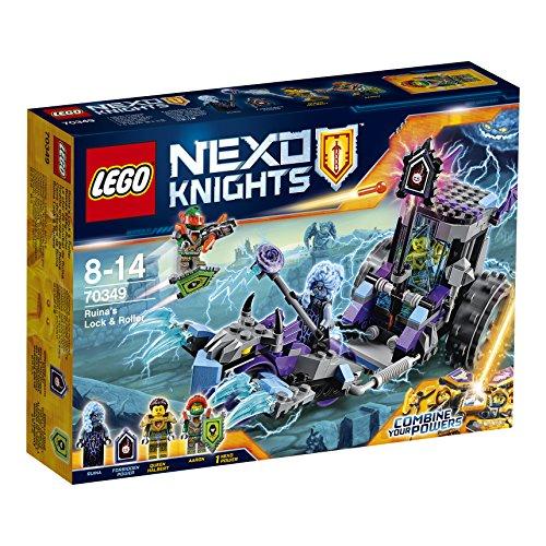 Nexo Knights - Rodillo triturador de Ruina (70349)