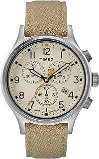 Timex Mens Chronograph Quartz Watch Allied