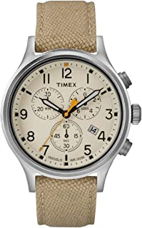 Timex Mens Chronograph Quartz Watch Allied