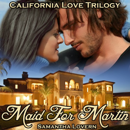 Maid for Martin audiobook cover art