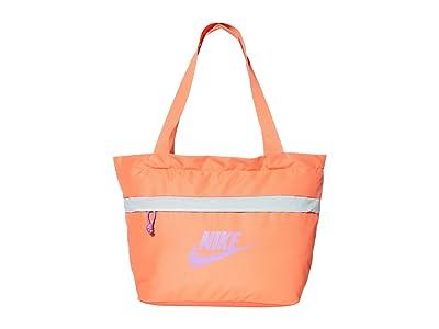 Nike Kids Tanjun Tote (Little Kids/Big Kids) (Magic Ember/Magic Ember/Purple Nebula) Handbags