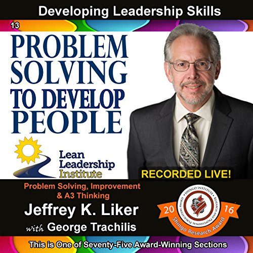 Problem Solving to Develop People, Module 2, Section 6 audiobook cover art