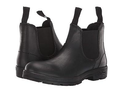 SKECHERS Chelsea Boots (Black) Women