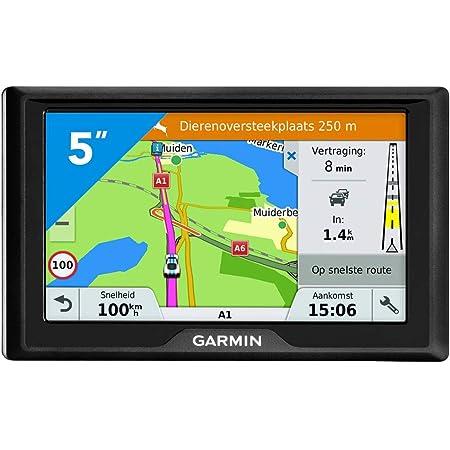 Garmin Drive 5 EU-MT-S Europa - Navegador 5 pulgadas: Garmin ...