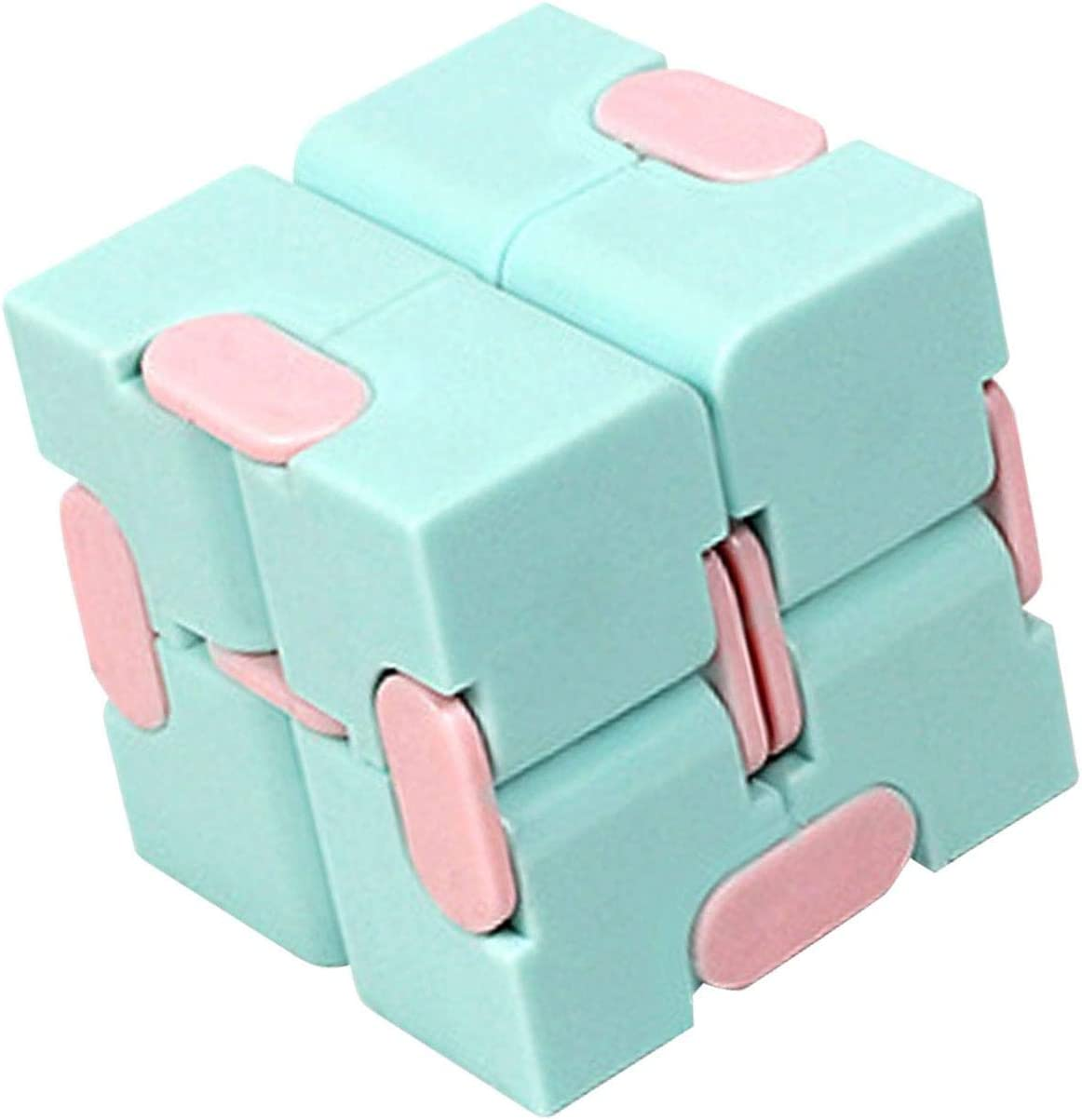 Mini Fidget urable Decompression Cube Toys Newest Infinity Cube Fidget Toy Kids Gift Educational Toys Fidgeting Game Puzzle Cube for Adult