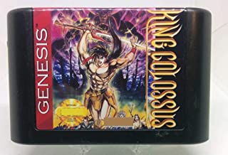 King Colossus - English Translation - SEGA GENESIS - NTSC