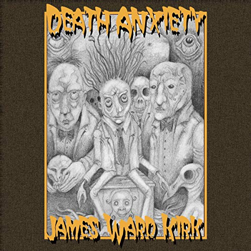 Death Anxiety audiobook cover art