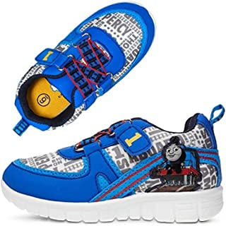 Thomas and Friends Toddler Boy Sneakers ; Boys' Athletic Shoes in
