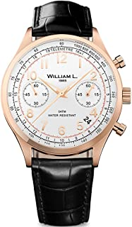 Reloj William L. - para Hombre WLOR01BCORCN