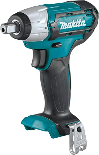 """wholesale Makita WT03Z 12V max CXT Lithium-Ion Cordless 1/2"""" Sq. Drive new arrival Impact Wrench, Tool high quality Only outlet online sale"""