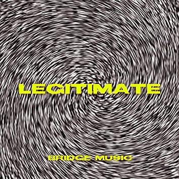 Legitimate (feat. Samuel Ofei, Reggie Dartey)