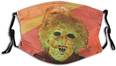 Bestrgi Men Women Balaclava Dust Face Cover Mask Mouth Guard Neck Gaiter Ty Segall Melted Reusable Bandanas Stylish Variet...