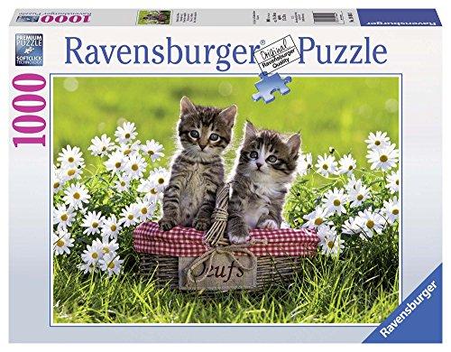 Ravensburger Puzzle  19480 - Picknick auf der Wiese - 1000 Teile
