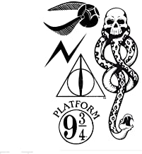 Amazon.es: harry potter tatuajes