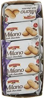 Pepperidge Farm Milano Cookies, Dark Chocolate, 10 Packs, 2 Cookies per Pack
