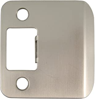 Stone Harbor Hardware 50175-15 Extended Lip Strike Plate with 1.75
