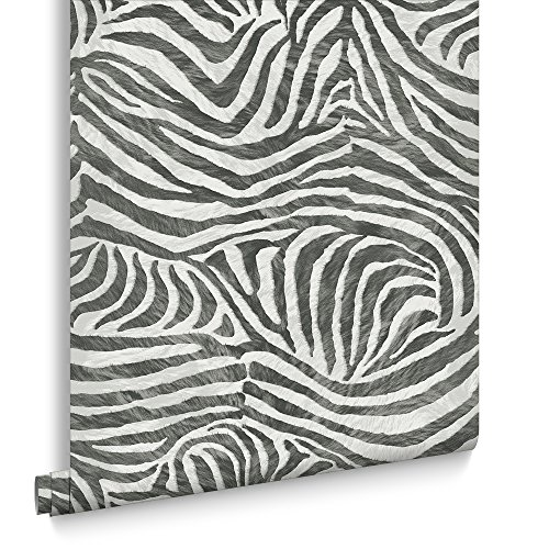 Graham & Brown 32-635 VliesTapete Zebra Kollektion Skin