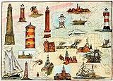 Kunstdruck/Poster: Ole West Ostfriesland - hochwertiger